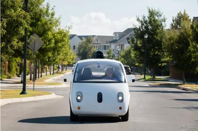 前瞻技术,全自动驾驶,盲人自动驾驶