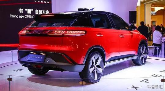 小鹏汽车g3,蔚来es8,威马ex5和拜腾concept等一批互联网电动汽车来袭.